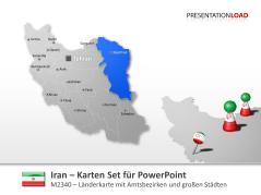 Iran _https://www.presentationload.de/landkarte-iran.html