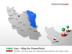 Iran _https://www.presentationload.com/map-iran.html