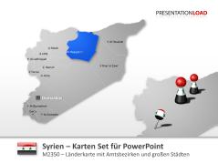 Syrien _https://www.presentationload.de/landkarte-syrien.html