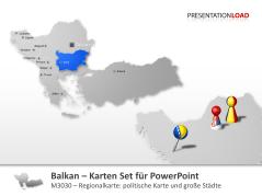 Balkan _https://www.presentationload.de/landkarte-balkan.html