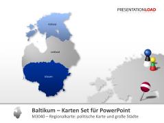 Baltikum _https://www.presentationload.de/landkarte-baltikum.html