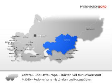 Zentral- und Osteuropa _https://www.presentationload.de/powerpoint-landkarten/laender-europa/Zentral-und-Osteuropa.html