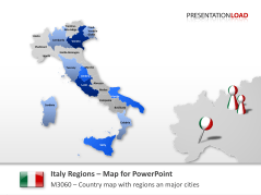 North-, Central-, South- Italy _https://www.presentationload.com/map-north-central-south-italy.html