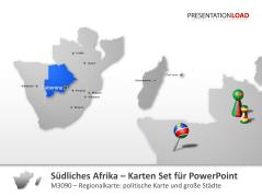 Afrika- Süden _https://www.presentationload.de/landkarte-afrika-sueden.html