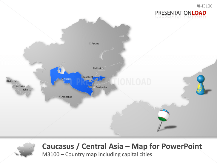 Caucasus and Central Asia _https://www.presentationload.com/map-caucasus-central-asia.html