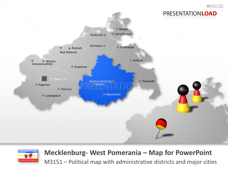Mecklemburgo-Pomerania Occidental (incluye versión actualizada) _https://www.presentationload.es/mecklenburg-vorpommern.html