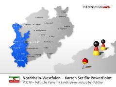 Nordrhein-Westfalen _https://www.presentationload.de/landkarte-nordrhein-westfalen.html