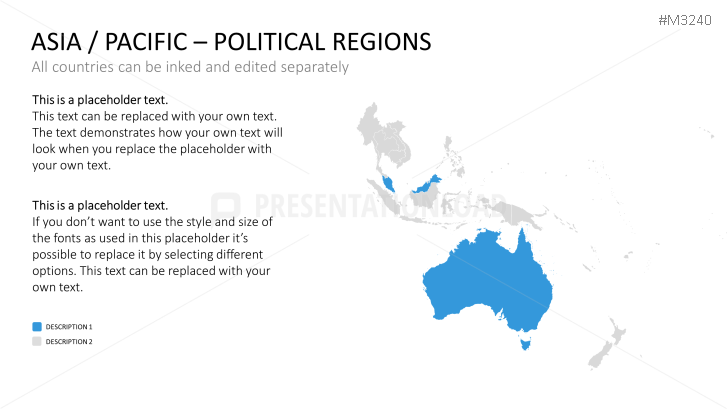 Powerpoint map asia pacific presentationload gumiabroncs Image collections