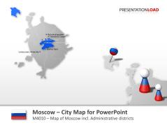 Mapa de la ciudad de Moscú _https://www.presentationload.es/mosc-mapa-de-la-ciudad.html