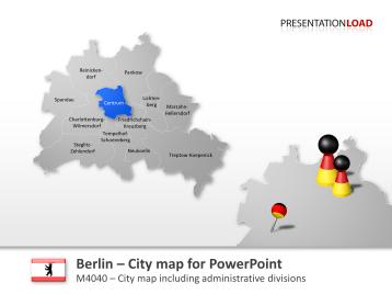 Berlin - City Map _https://www.presentationload.com/city-map-berlin.html