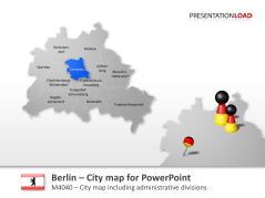 Berlin - City Map _https://www.presentationload.com/city-map-berlin.html