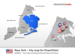 New York City - Citymap _https://www.presentationload.com/city-map-new-york-city.html