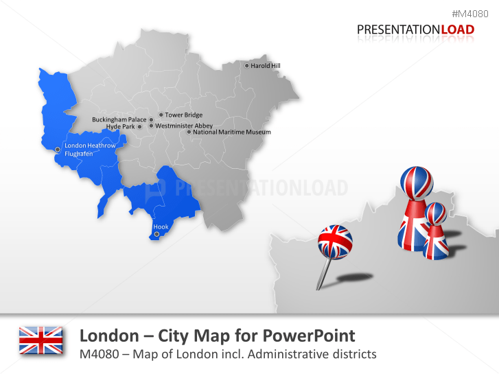 London - City Map