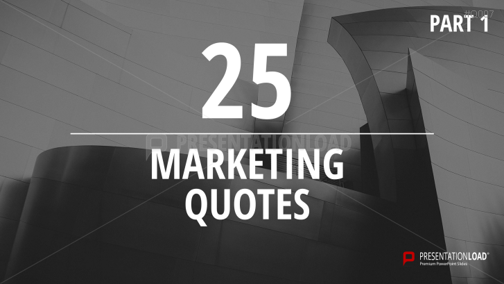 Free PowerPoint Quotes - Marketing