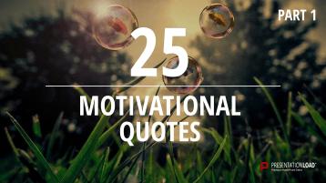 Zitate über Motivation - kostenlose PowerPoint-Vorlage _https://www.presentationload.de/kostenlose-powerpoint-zitate-motivation.html