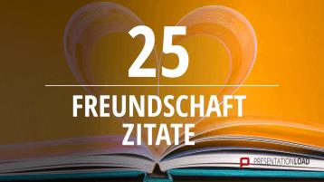 Zitate über Freundschaft - kostenlose PowerPoint-Vorlage _https://www.presentationload.de/kostenlose-powerpoint-zitate-freundschaft.html