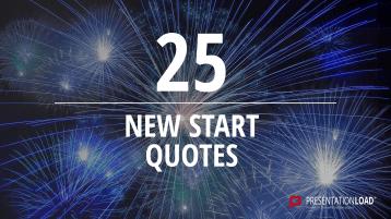 Zitate zum Neuen Jahr - kostenlose PowerPoint-Vorlage _https://www.presentationload.de/kostenlose-powerpoint-zitate-new-start.html