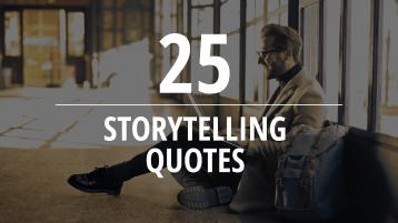 Zitate zu Storytelling _https://www.presentationload.de/kostenlose-powerpoint-vorlagen/Zitate-zu-Storytelling.html