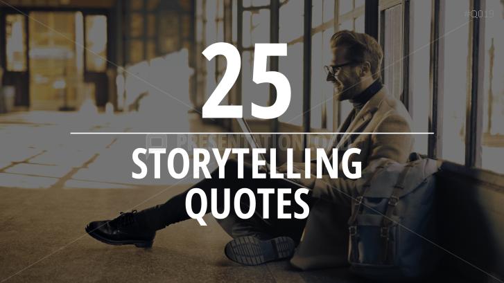 Zitate zu Storytelling