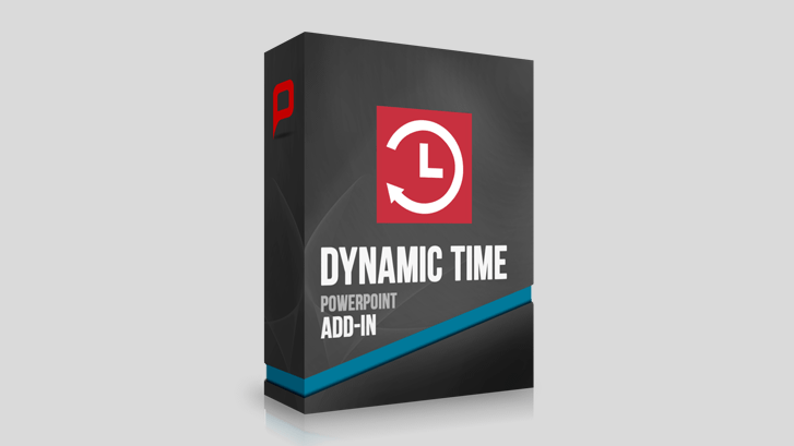 Dynamic Time PowerPoint Add-In