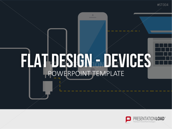Flat Design - Mobile Devices and Computers _http://www.presentationload.com/mobile-devices-computers-flat-design-powerpoint-templates.html
