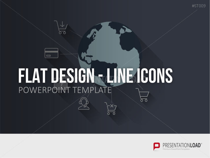 Flat Design - Line Icons _https://www.presentationload.com/icons-flat-design-powerpoint-templates.html