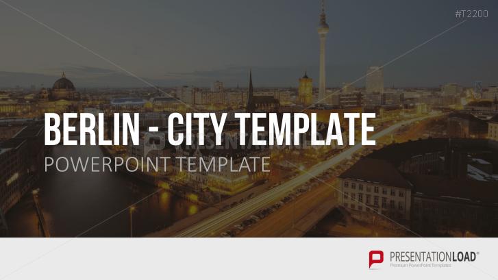 City Template Berlin
