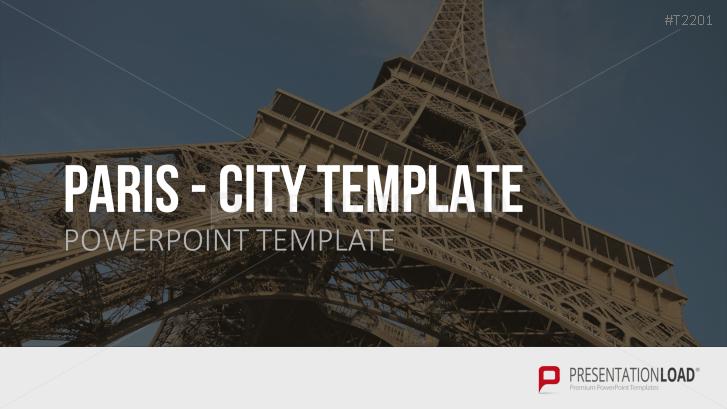 City Template Paris