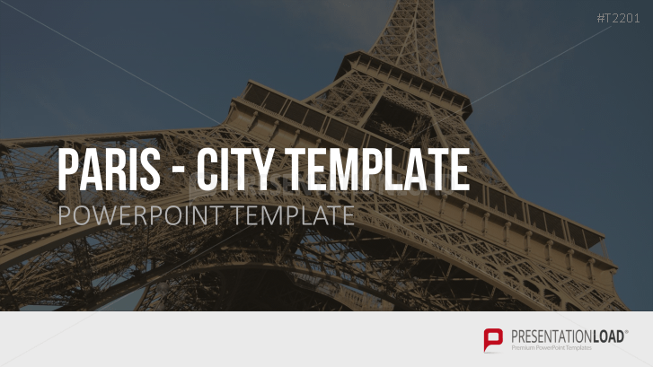 Presentationload City Template Paris