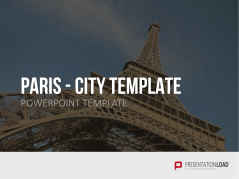 Plantillas con la ciudad de París _https://www.presentationload.es/city-template-paris.html