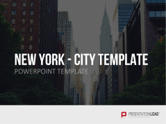 Plantillas con la ciudad de Nueva York _https://www.presentationload.es/city-template-new-york.html