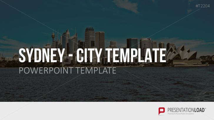 City Template Sydney