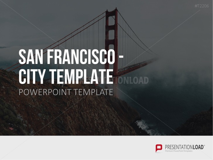 Plantilla con la ciudad de San Francisco _https://www.presentationload.es/city-template-san-francisco.html