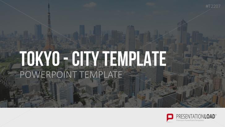 City Template Tokyo