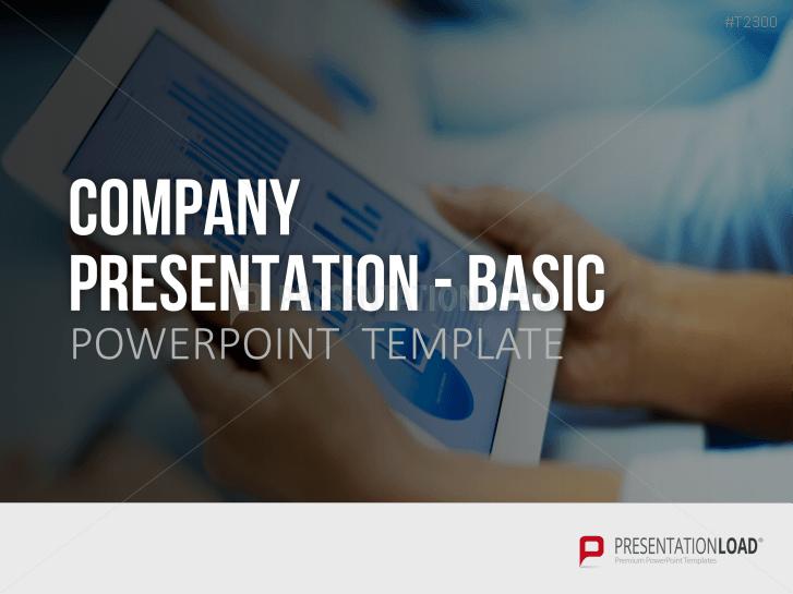 Company Presentation Basic _https://www.presentationload.com/company-presentation-basic.html