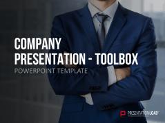 Company Presentation Toolbox _https://www.presentationload.com/company-presentation-toolbox-oxid.html