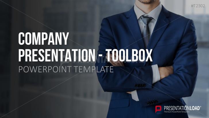 Company Presentation Toolbox