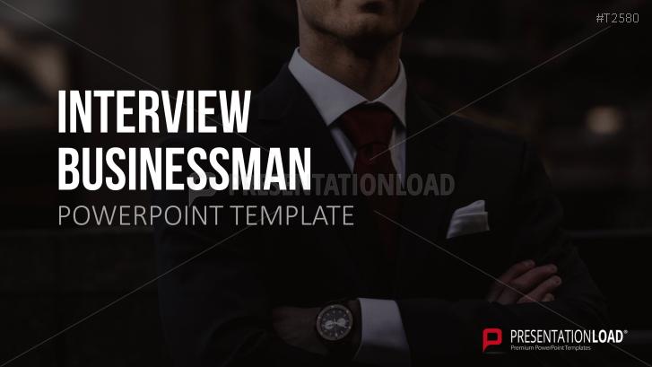 Interview Businessman