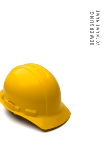 Bewerbungsvorlagen für Bauberufe