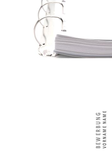Bewerbungsvorlagen für Büroberufe