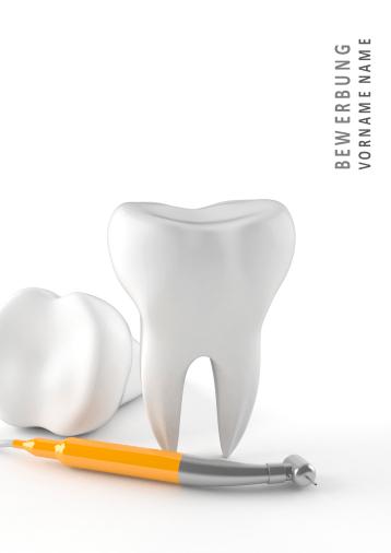 Bewerbungsvorlagen für Dentalberufe