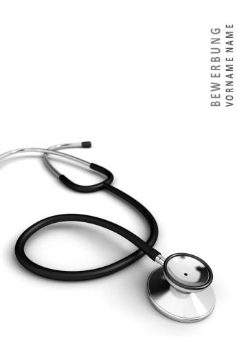 Bewerbungsvorlagen für Medizinberufe