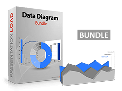 Paquete de diagramas de datos _https://www.presentationload.es/data-diagram-bundle-1.html