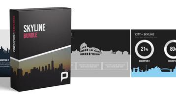 Skyline Bundle _https://www.presentationload.com/cityscapes-landmarks-bundle.html