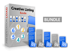 Creative Listing Bundle _https://www.presentationload.de/kreative-listen-bundle.html