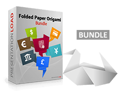 Folded Paper - Origami Bundle _https://www.presentationload.com/folded-paper-origami-bundle-1.html