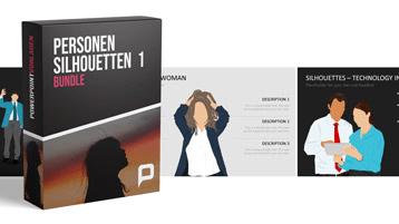 Personen-Silhouetten Bundle1 _https://www.presentationload.de/silhouetten-bundle.html