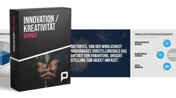 Innovation Kreativität Bundle _https://www.presentationload.de/innovation-kreativitaet-bundle.html