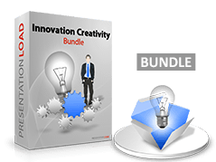 Offre groupée Innovation et créativité _https://www.presentationload.fr/innovation-creativity-bundle-1-1.html