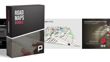 Offre groupée Feuilles de route _https://www.presentationload.fr/roadmaps-bundle-1-1.html